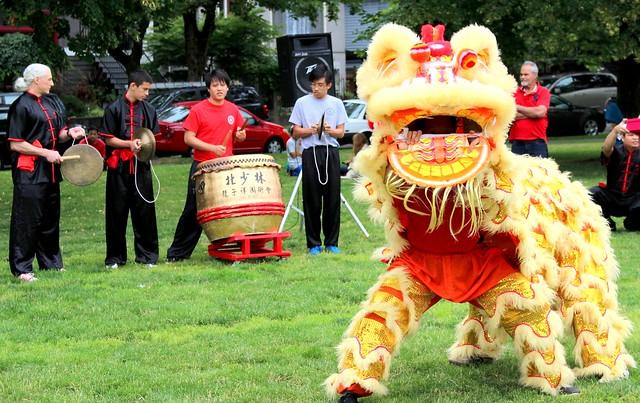 Northern Shaolin Kung Fu School
