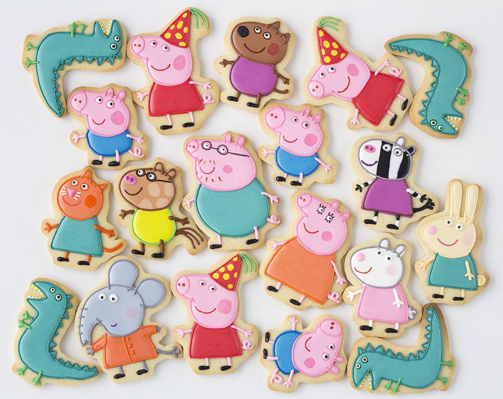 aprende cocinar galletas decoradas