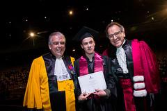 Remise de diplomes et photocall 2016