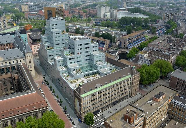 Timmerhuis Rotterdam OMA