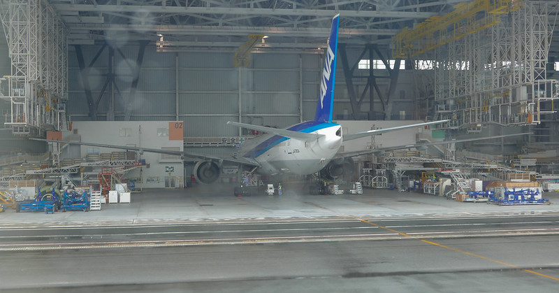 27954966971 e5b835f74d c - REVIEW - Cathay Pacific : First Class - Tokyo Haneda to Hong Kong (B747)