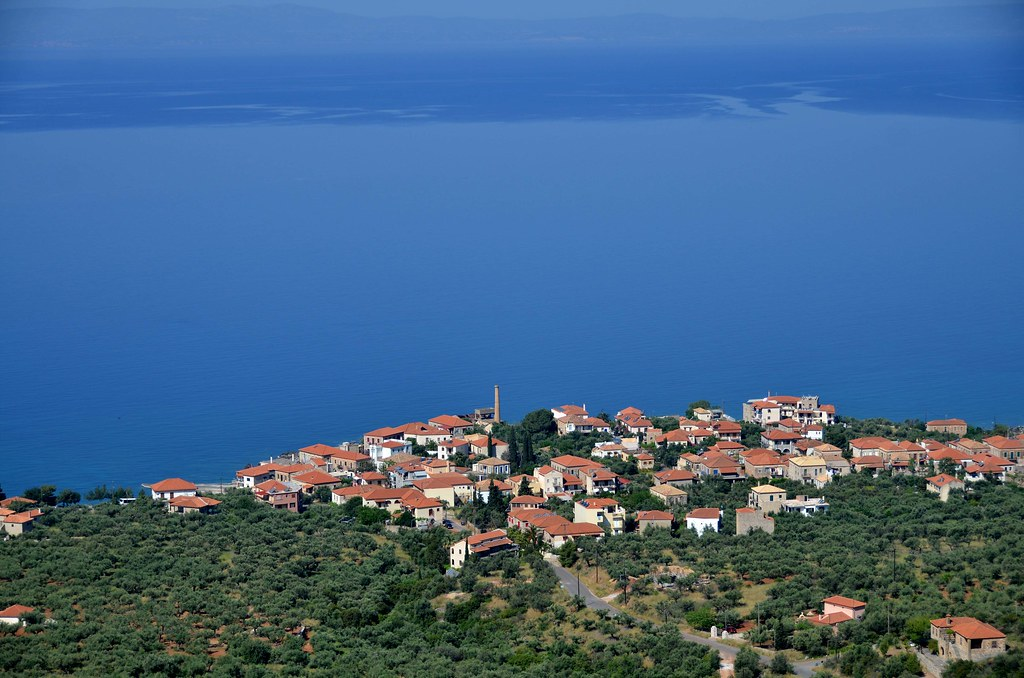 Kardamyli, Messinia, Greece