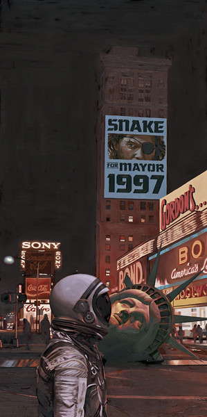 Scott Listfield - Escape from NY
