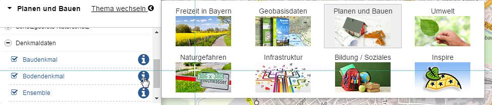 01 - Atlas von Bayern - Themen
