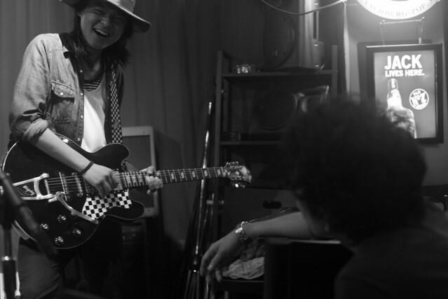 T.G.I.F. blues session at Terraplane, Tokyo, 08 Jul 2016 -00416