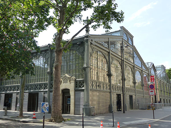 carreau du temple