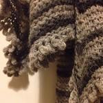 Chiusura all'uncinetto #uniquecreations #ravelry #yarn #fattoamano #handmade #instaknit #igknitters #knitting #knittersofig #knittersofinsagram #knit #ameliabefana