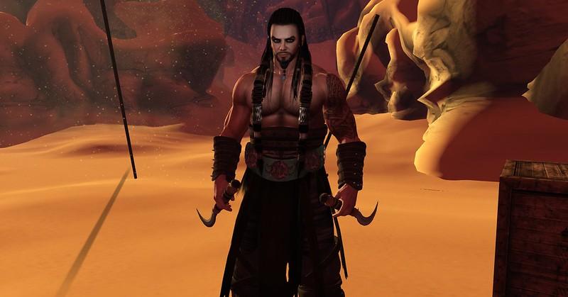 Khal Drogo: Warlord
