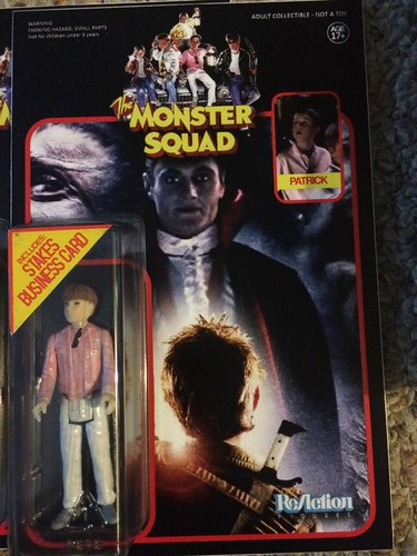 80s Customs - The Monster Squad Patrick