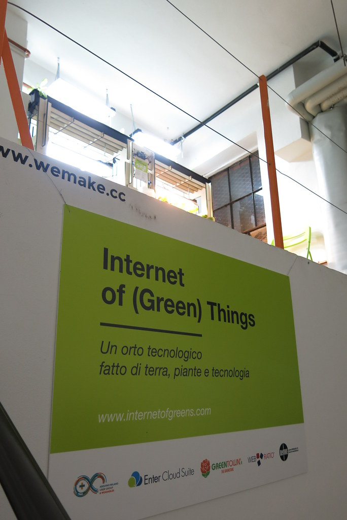 Internet of Greens
