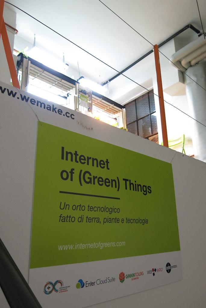 Internet of Greens