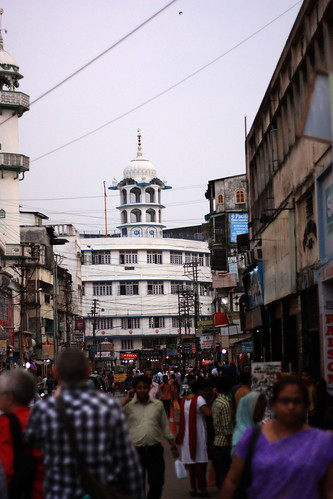 streets of Guwahati