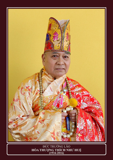 Chan Dung HT Thich Nhu Hue