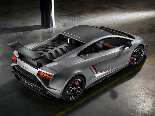 Lamborghini Gallardo LP 570-4 Squadra Corse. 2013 год