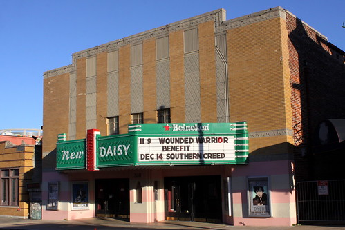 New Daisy Theatre - Beale St. - Memphis