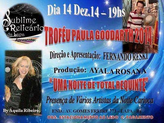 Paula Goodarth, Fernando Reski