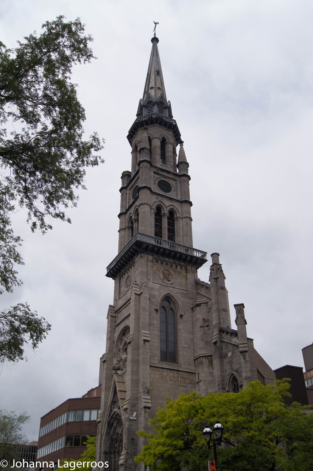 Chruch tower