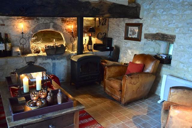 Snug at Manoir de Malagorse | www.rachelphipps.com @rachelphipps