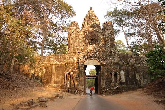 Victory Gate / Les temples d'Angkor