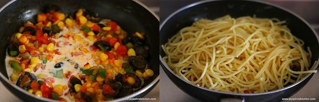 sweet corn pasta 5