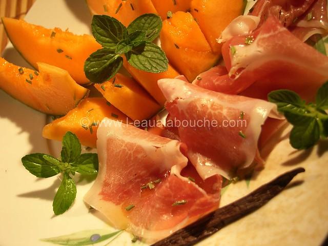 Melon au Jambon © Ana Luthi Tous droits réservés 02