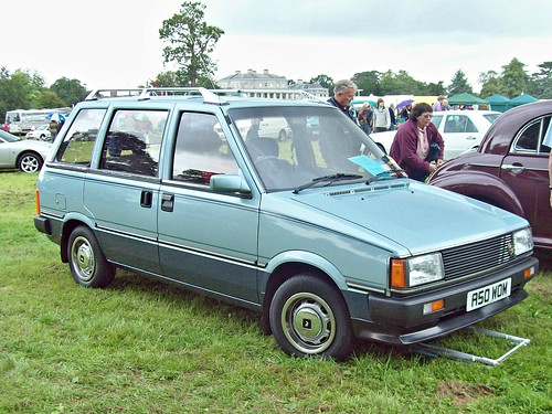 223 Nissan Praire (1984)