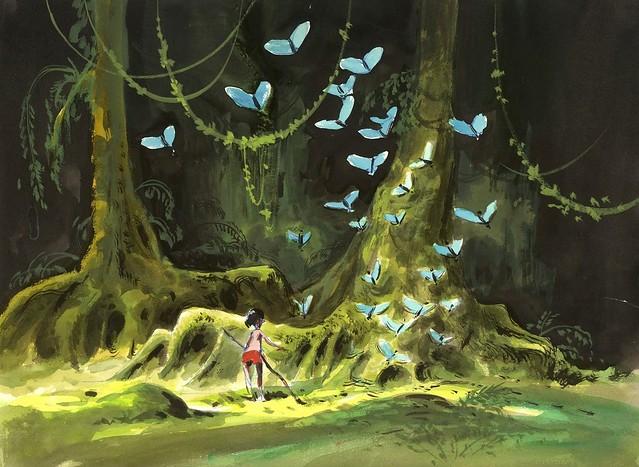 El Libro de la Selva Arte 00083