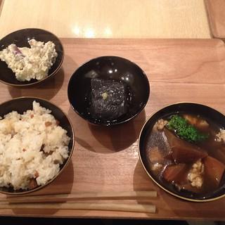 Shojin ryori meal :)