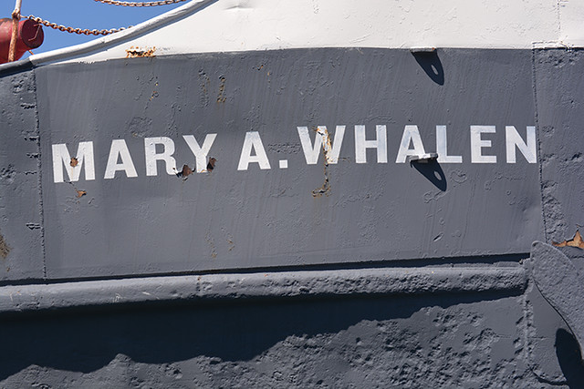 Mary A Whalen name