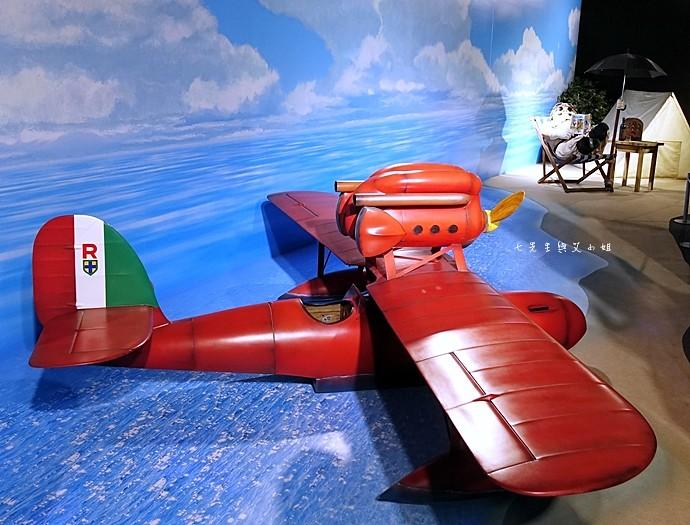 16 吉卜力的動畫世界特展