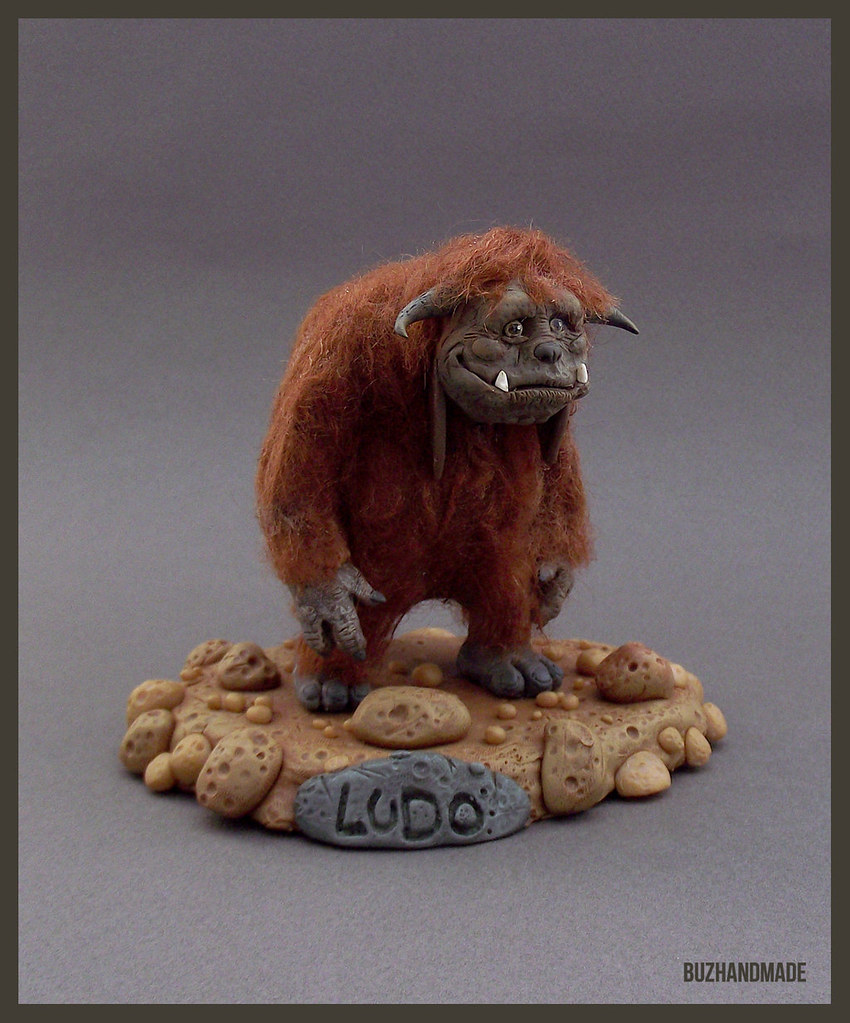 Labyrinth clay collection by buzhandmade - Ludo