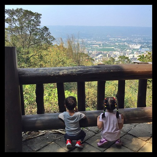 The View. #taiwan #nantou #hiking #family #台灣 #南投 #中興新村
