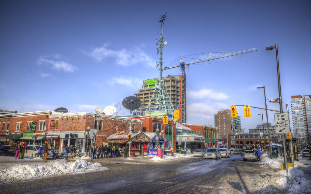 Ottawa Scene