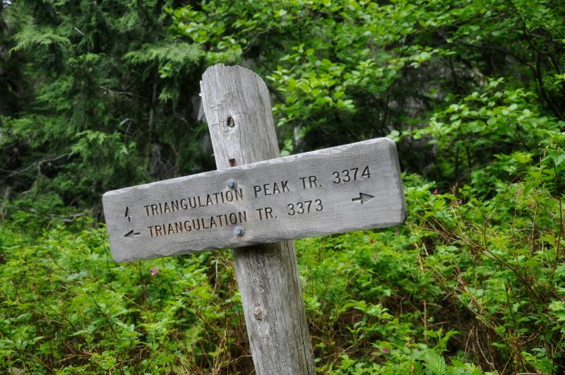 Triangulation Peak Hike 3 @ Mt. Hope Chronicles