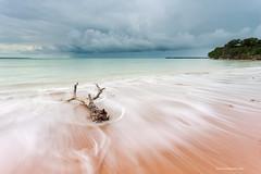 Calming storm