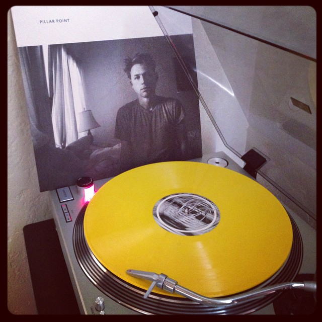 #dayofftunes #pillarpoint #nowspinning #clubrpm #vinyloftheday #photographicplaylist #polyvinyl #yellowwax #vinyligclub #thanksforthedayoffpresidents