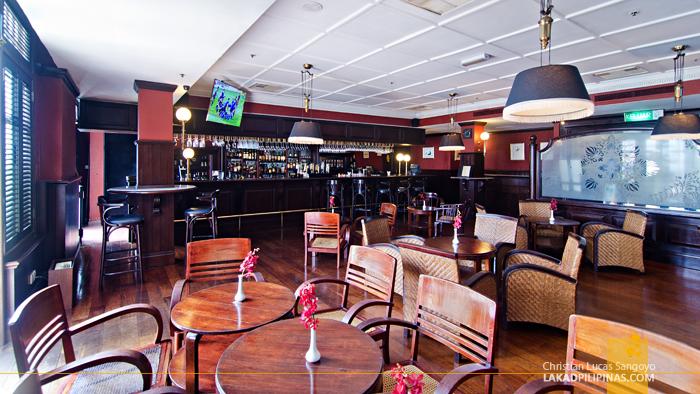 E&O Hotel Penang Bar