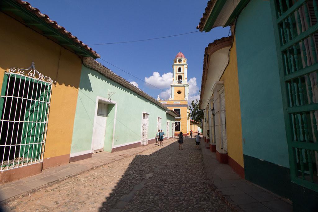 keskusta, Trinidad, Kuuba