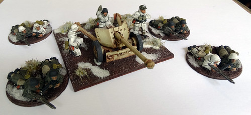 Bolt Action - German Winter Army