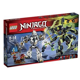 LEGO Ninjago 70737 - Titan Mech Battle
