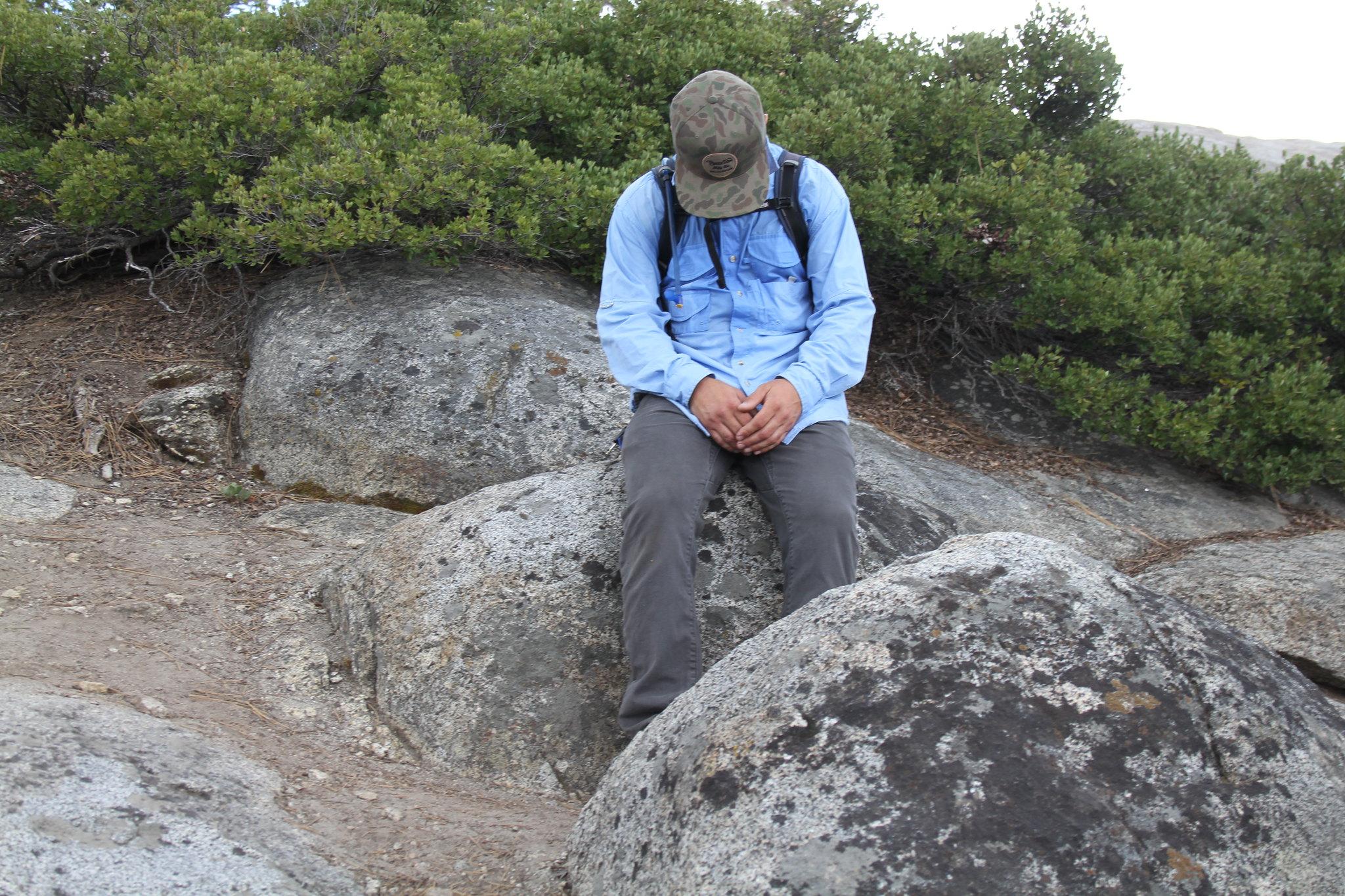 Four Mile Hike - Yosemite National Park