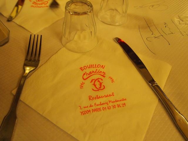 P5291906 Chartier(シャルティエ) パリ フランス 大衆食堂 paris