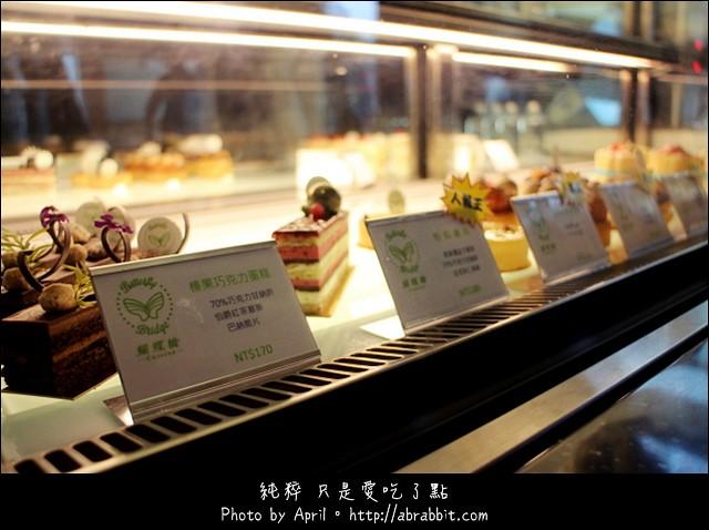 [台中]蝴蝶橋甜點美食莊園Cuisine--小木屋裡頭的甜點好誘人@北屯區