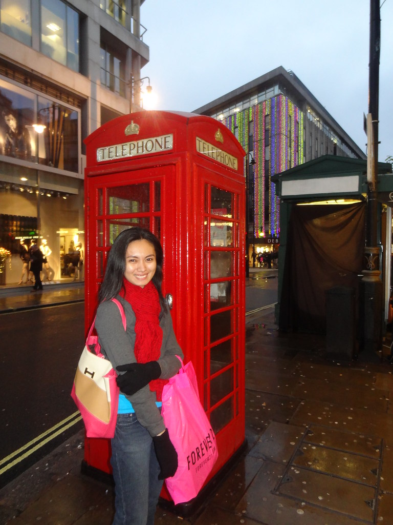 Red Telephone Booth - Copyright Travelosio