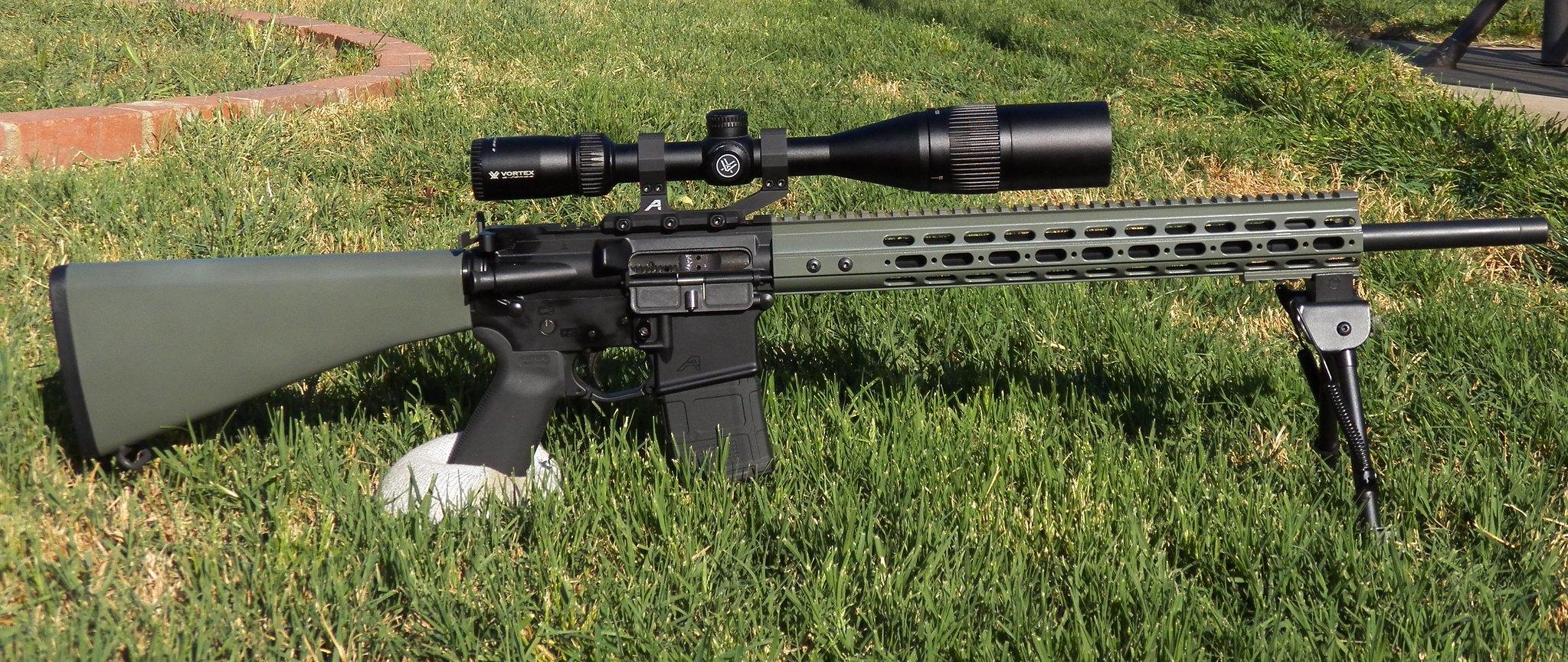 Rifle Scope Advice Needed