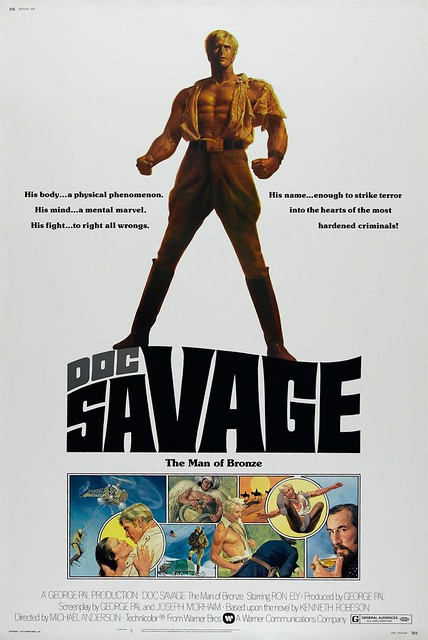 (1975) Doc Savage