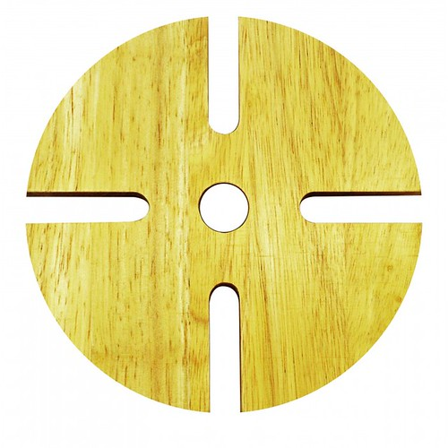 Đồ lót nồi bằng gỗ mẫu số 14