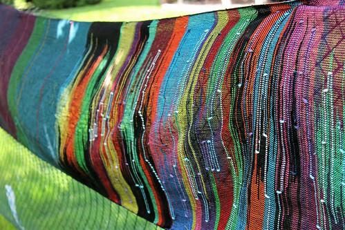 Wovenflame's Saori Weaving