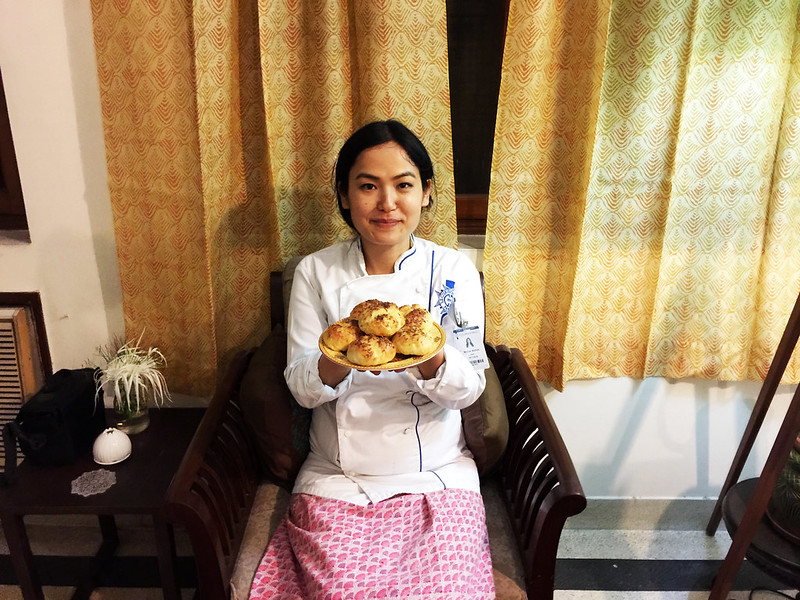 Julia Child in Delhi – Liter Basar Makes Cordon Bleu's Brioche, Hazrat Nizamuddin East