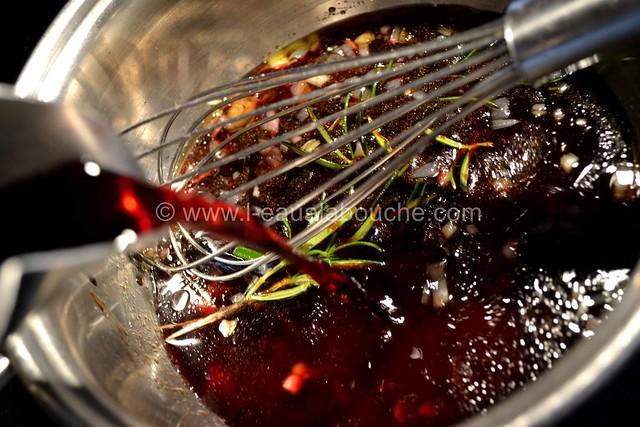 Magret de Canard Sauce au Bordeaux & Figues Rôties © Ana Luthi Tous droits réservés 11
